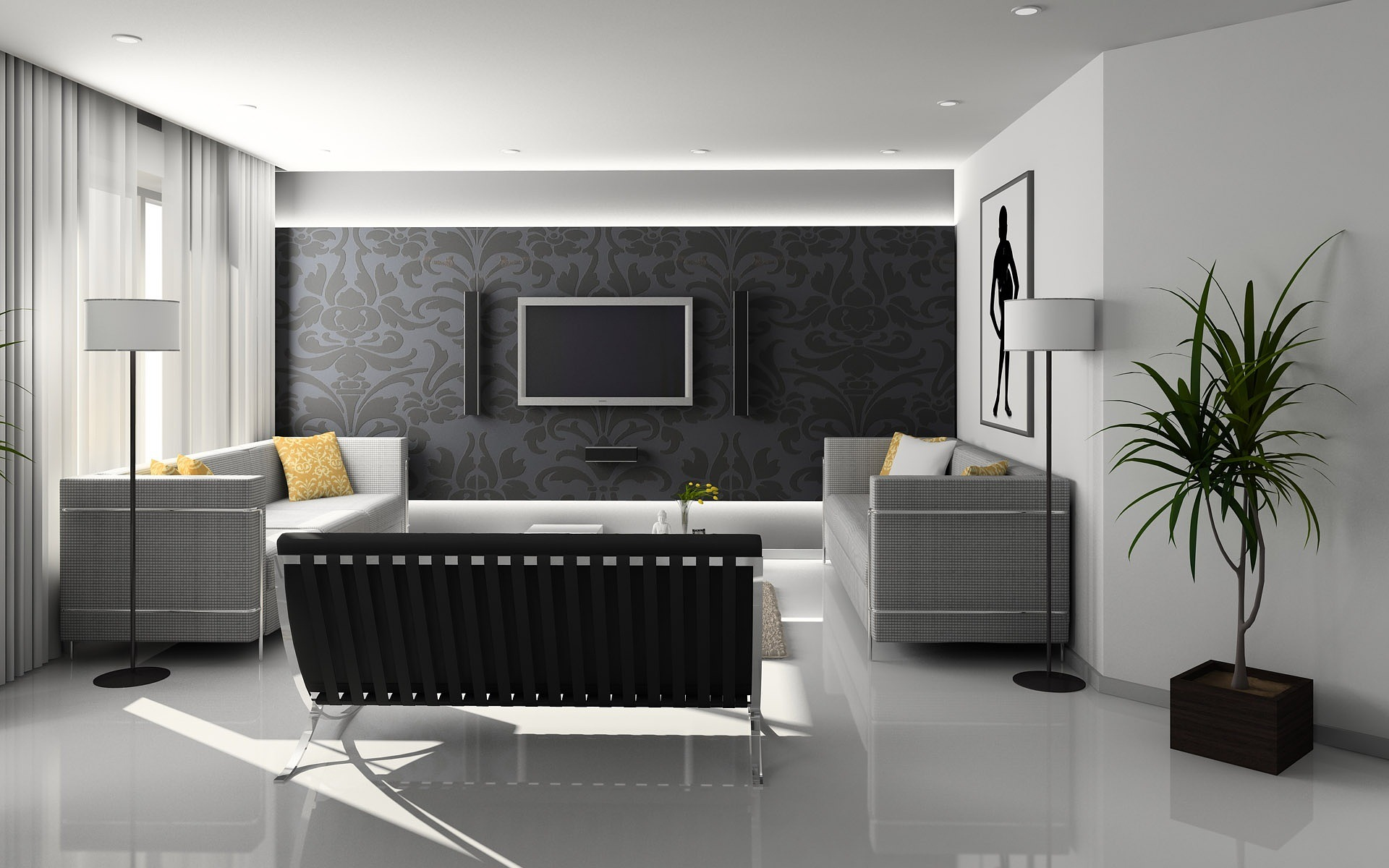 Painting contractor leicester